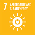 Goal 7. AFFORDABLE AND CLEAN ENERGY