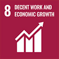Goal 8. DECENT WORK AND ECONOMIC GROWTH